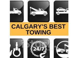 Calgary's Best Towing - Reisebüros