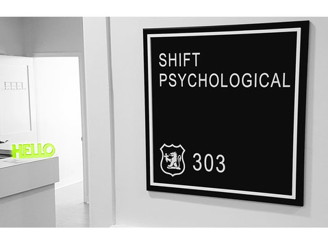 Shift Psychological - Psychologists & Psychotherapy