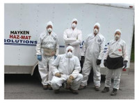 Mayken Hazmat Solutions Ltd. (1) - Cleaners & Cleaning services