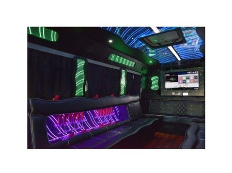 Calgary Party Bus & Limo Services - Car Rentals