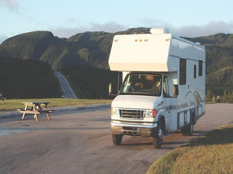 Stow-Away RV Storage - Storage