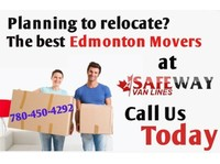 Safeway Moving - Edmonto Movers (1) - Relocation services