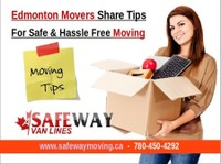 Safeway Moving - Edmonto Movers (2) - Relocation services
