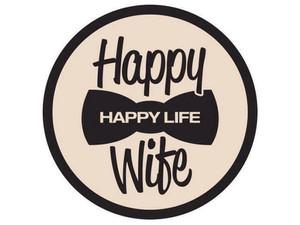 Happy Wife Happy Life Entertainment - Webdesign