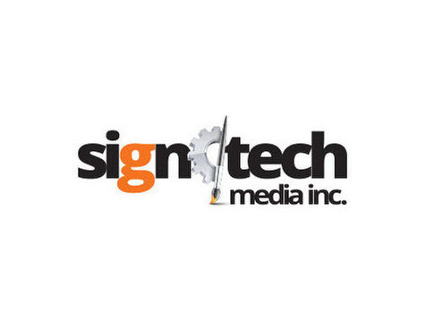 Sign-tech Media Inc - Druckereien
