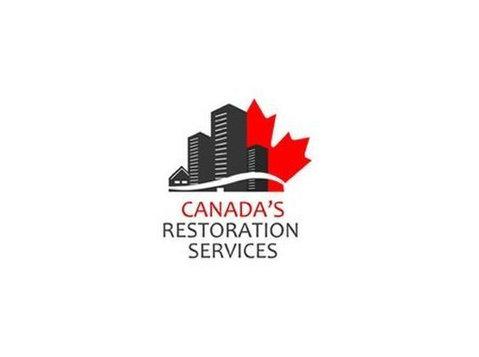 Water Damage Edmonton - Home & Garden Services