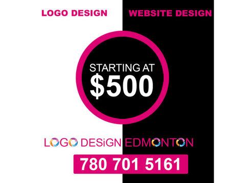 Logo Design Edmonton - Webdesign