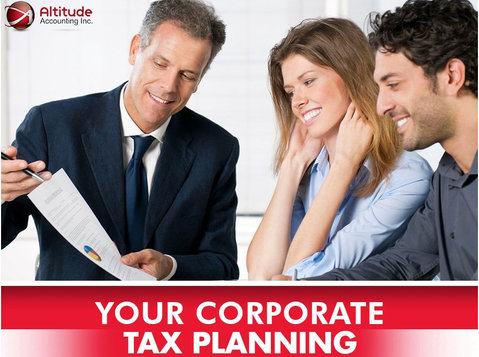 Altitude Accounting Inc. - Financial consultants