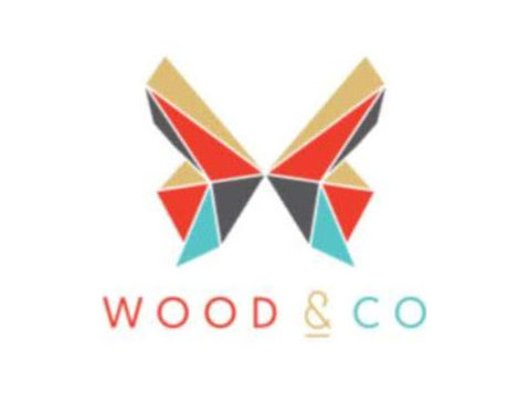 Wood & Co. Creative - Webdesign
