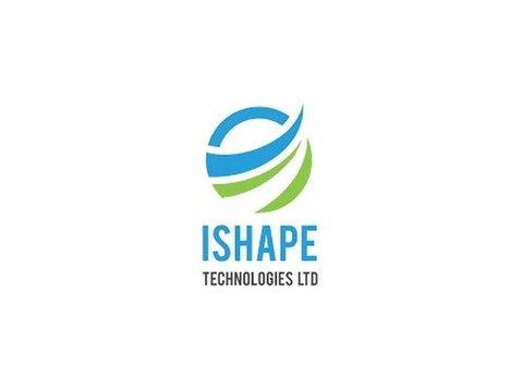 Ishape Technologies LTD - Webdesign