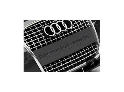 Robertson Bodyworks - Car Repairs & Motor Service
