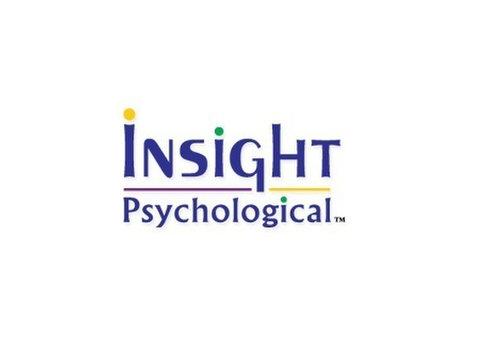 Insight Psychological - Central Edmonton - Psychologists & Psychotherapy