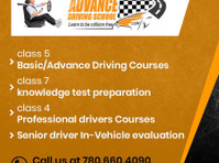Advance Driving School (1) - Adult education