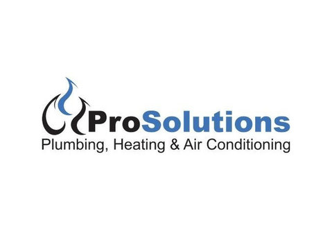 ProSolutions Plumbing, Heating & Air Conditioning - Plumbers & Heating