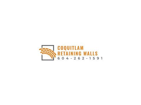 Coquitlam Retaining Walls - Construction Services