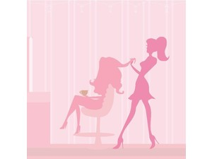 Pin Up Hair Boutique - Hairdressers