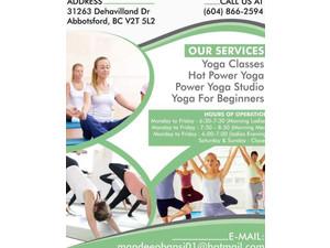Power Yoga | Yoga classes nearby in Abbotsford - Palestre, personal trainer e lezioni di fitness