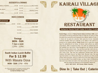 Kairali Village Restaurant (4) - Restaurants