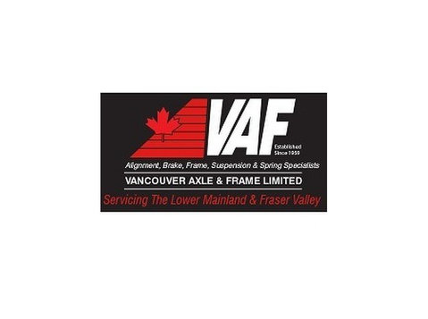 Vancouver Axle & Frame Ltd - Car Repairs & Motor Service