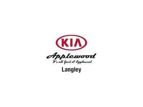 Applewood Kia Langley - Car Dealers (New & Used)
