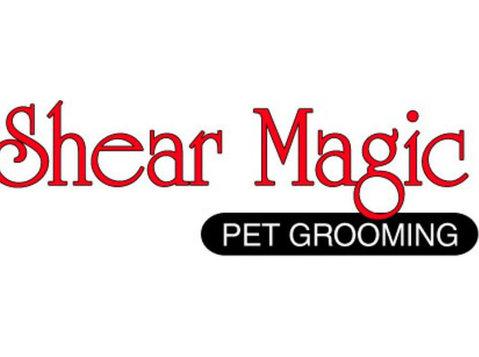 Shear Magic Dog Grooming - Pet services