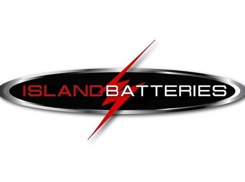 island batteries - Elettrodomestici
