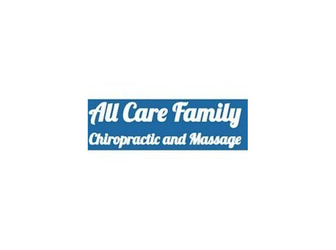 All Care Family Chiropractic - Alternative Healthcare
