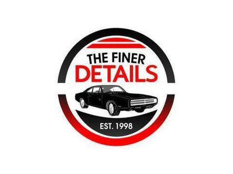 Finer Details - Riparazioni auto e meccanici