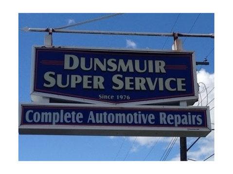 Dunsmuir Super Service - Car Repairs & Motor Service