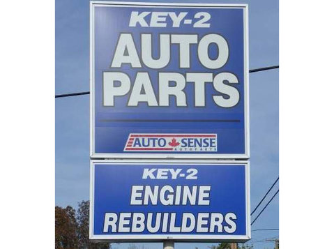 Key-2 Auto Parts - Autoreparatie & Garages
