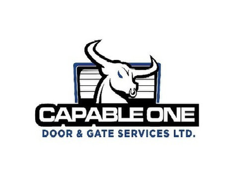 Capable One Door & Gate Services Ltd - Home & Garden Services