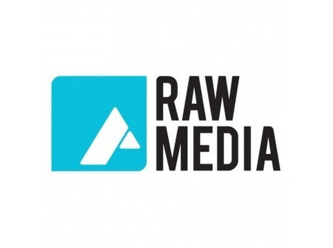 Raw Media Inc - Webdesign