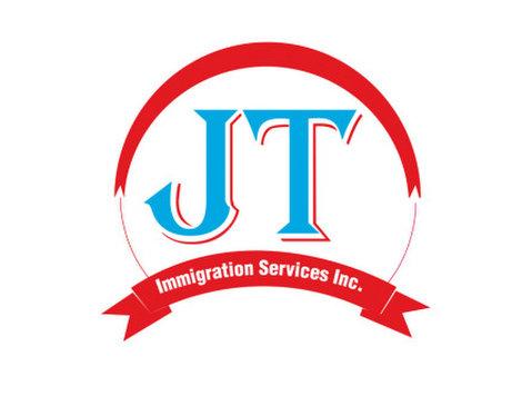 JT Immigration Services - Иммиграционные услуги