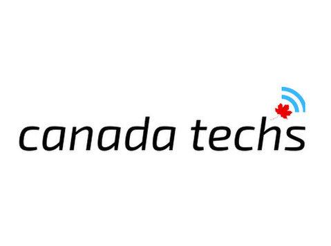 Canada Techs - Computer shops, sales & repairs