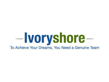 Ivory Shore Web Design - Webdesign