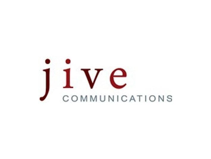 Jive Communications - Marketing & PR