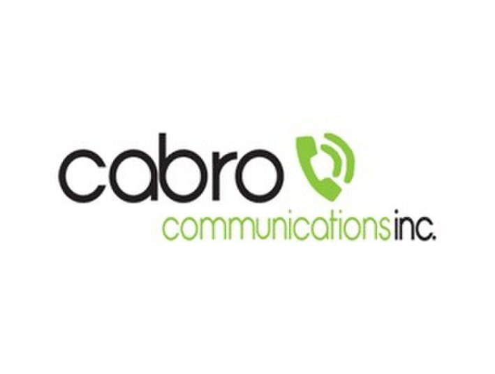 Cabro Communications Inc. - Audio & Video Conferencing - Conference & Event Organisers