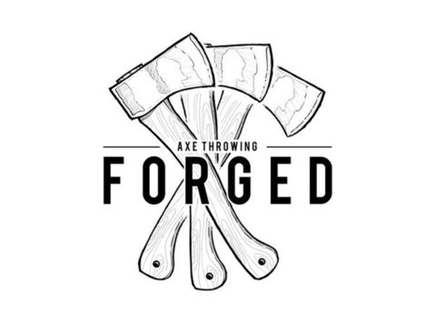 Forged Axe Throwing - Games & Sports
