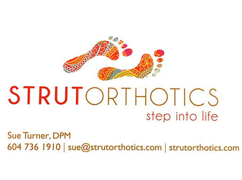 Strut Orthotics - Alternative Healthcare