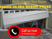 Thrifty Garage Door Repair (2) - Windows, Doors & Conservatories