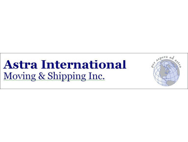 Astra International Moving & Shipping Inc. - Business & Networking