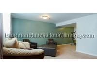 Basement Renovations Winnipeg (2) - Roofers & Roofing Contractors
