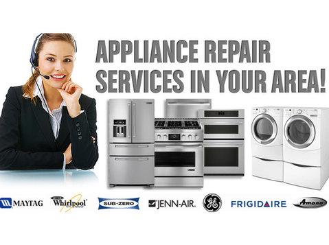 Quality Appliance Repair Winnipeg - Electrical Goods & Appliances