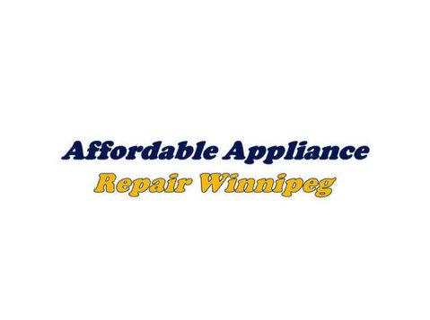 Affordable Appliance Repair Winnipeg - Electrical Goods & Appliances