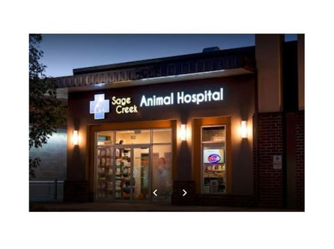 Sage Creek Animal Hospital - Pet services