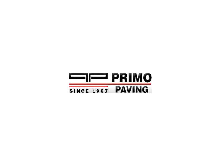 Primo Paving Ltd - Construction Services