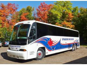 Parkinson Coach Lines - Noleggio auto