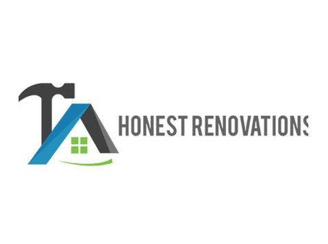 Honest Renovations - Building & Renovation