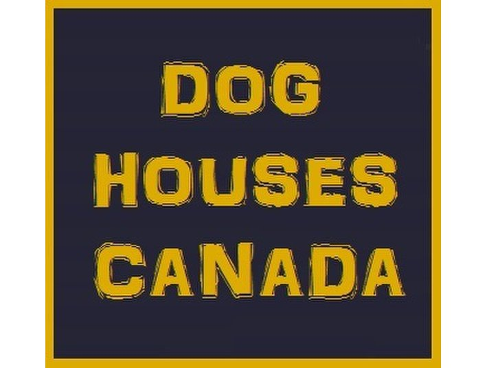 Dog Houses Canada - Metal, Plastic, Fiberglass Dog Houses - Pet services