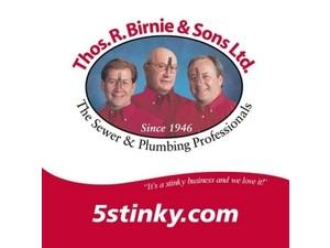 Thos. R. Birnie & Sons Ltd. - Plumbers & Heating